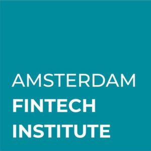 Logo of Amsterdam Fintech Institute