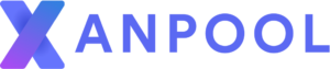 logo of xanpool, one of the fiat onramps in onramper